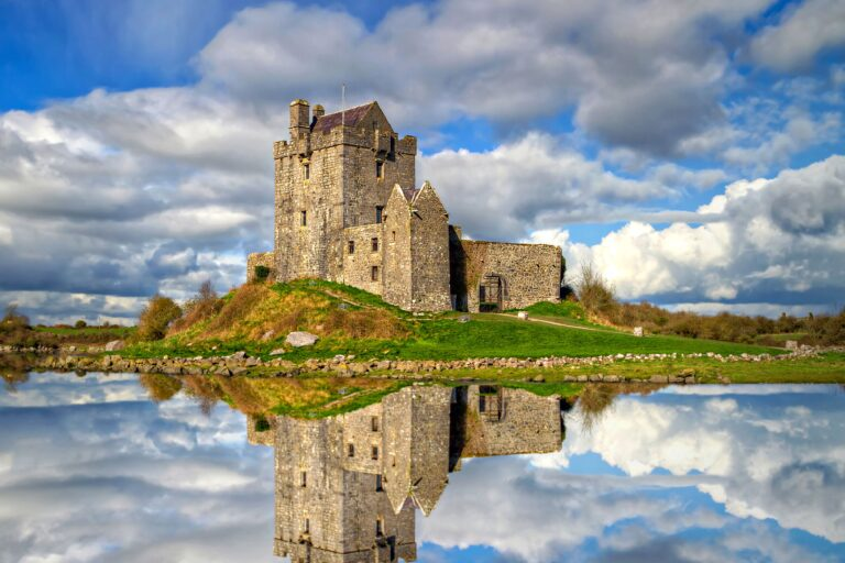 Dunguaire Castle Kinvara Galway